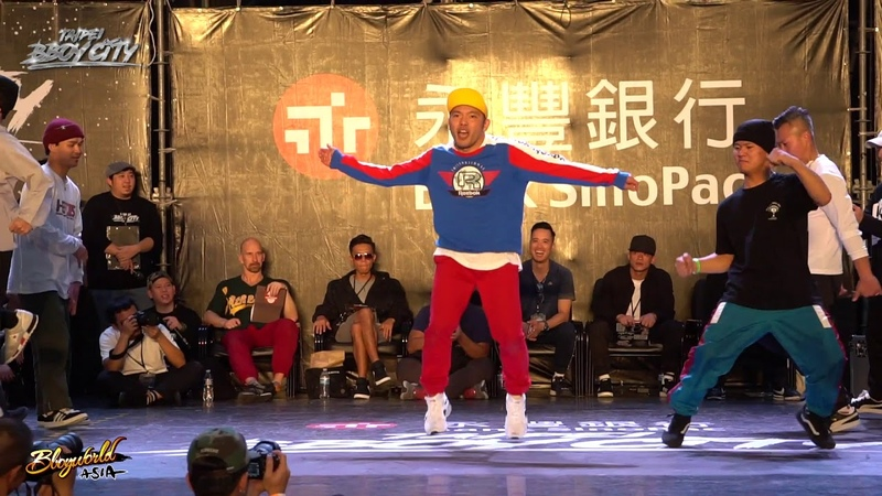Heroes vs Mortal K A K B | 8-4 | 4on4 | Taipei Bboy City x RF Jam