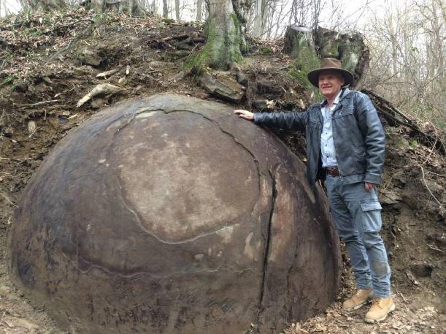 босния каменные шары