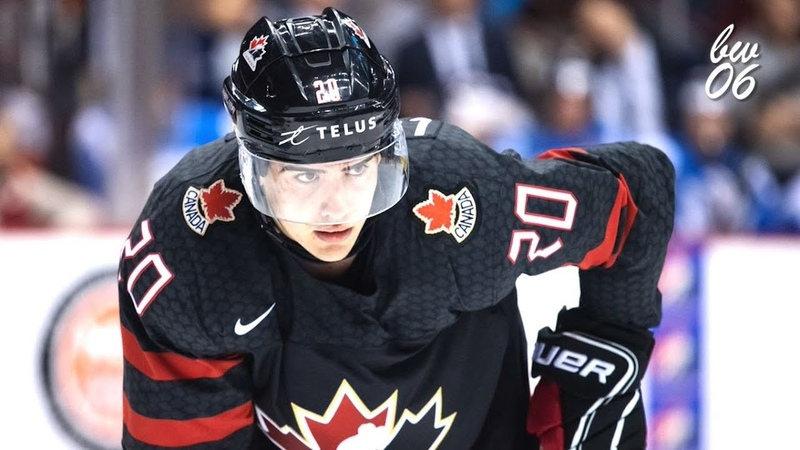 Brett Leason 2019 IIHF WJC Highlights