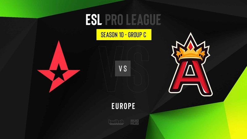 Astralis vs Aristocracy - ESL Pro League Season 10 EU - map2 - de_nuke [Gromjkee Eiritel]