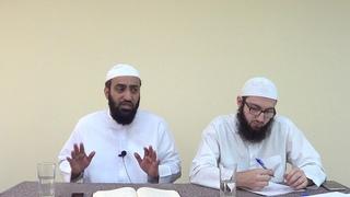 Сорок хадисов о правах Господа миров    Шейх Валид Аль-Абри    Десятый урок
