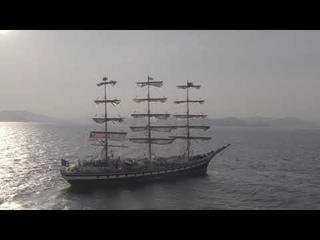"""Учебное парусное судно """"Паллада"""""""