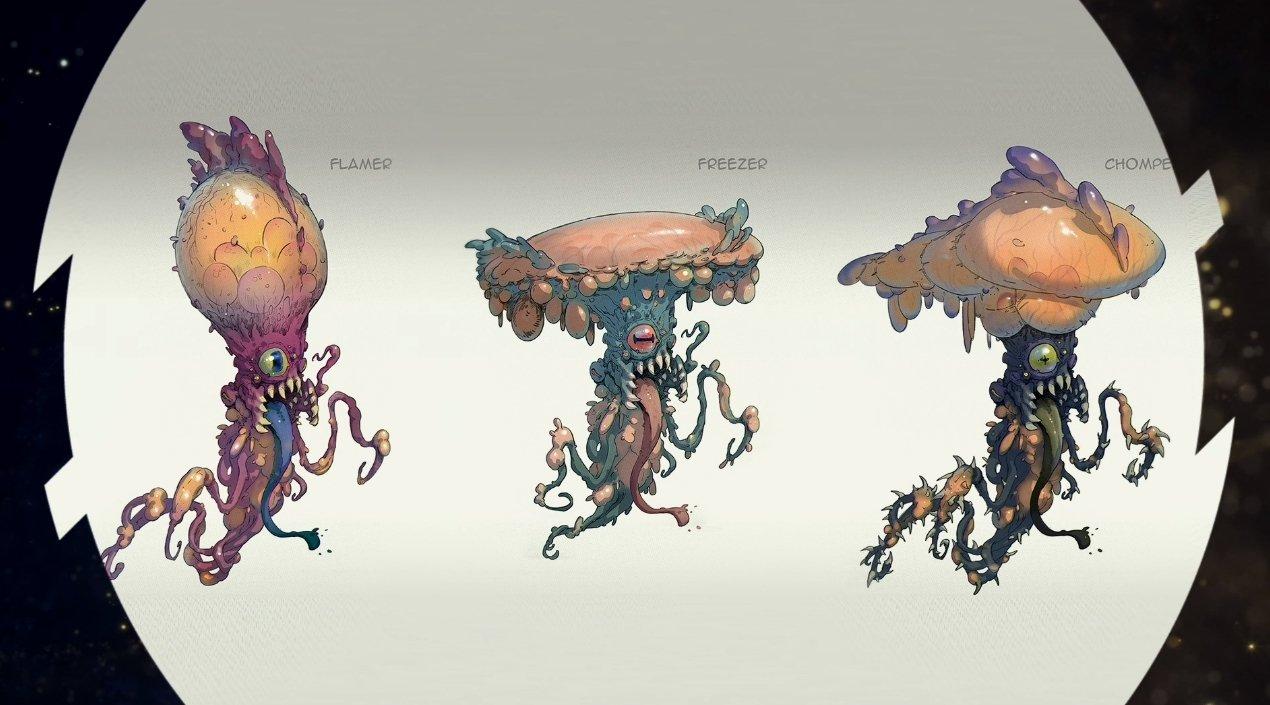 Пару концептов Fallout76 на QuakeCon