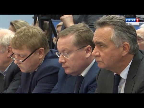 Кировчанам рассказали о перепрофилировании объекта Марадыковский ГТРК Вятка