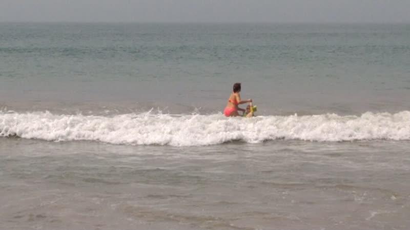 Море в Керале 2019