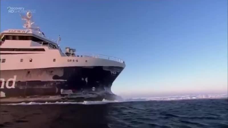 Могучие корабли Ака