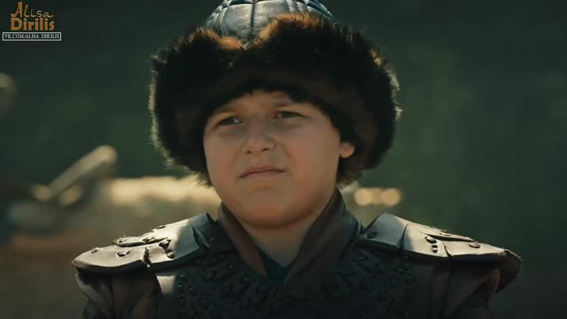 Сын Кадырова снялся в турецком сериале Воскресший Эртугрул