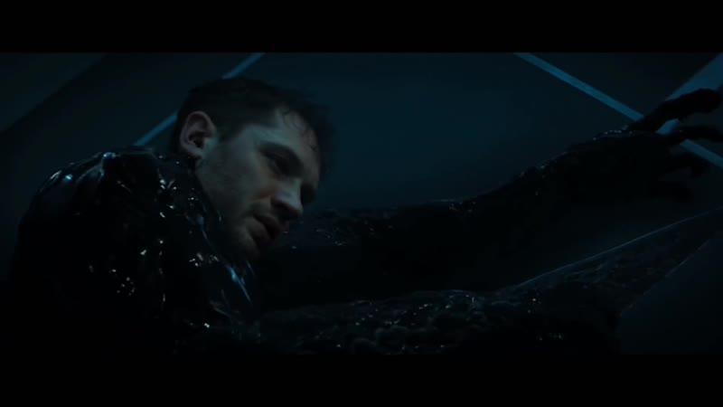 Веном убивает Райота и спасает Эдди ⁄ Веном (2018)