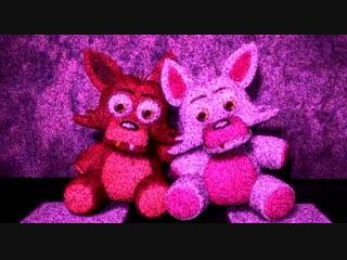 [sfm fnaf] faded foxy x mangle