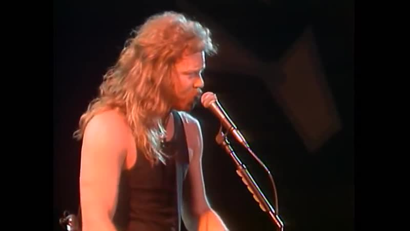 Metallica - Sad But True (Live On Oct. 12, 1991 At Oakland, CA During The Day On The Green)[1080p].