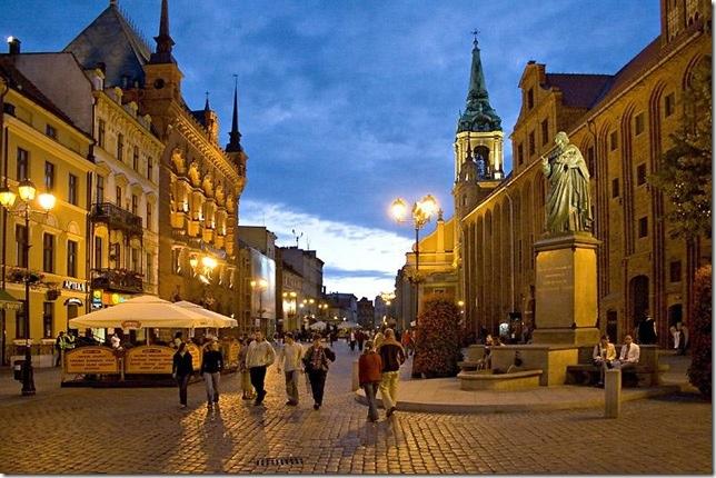Торунь — сказочный городок в Польше, изображение №3