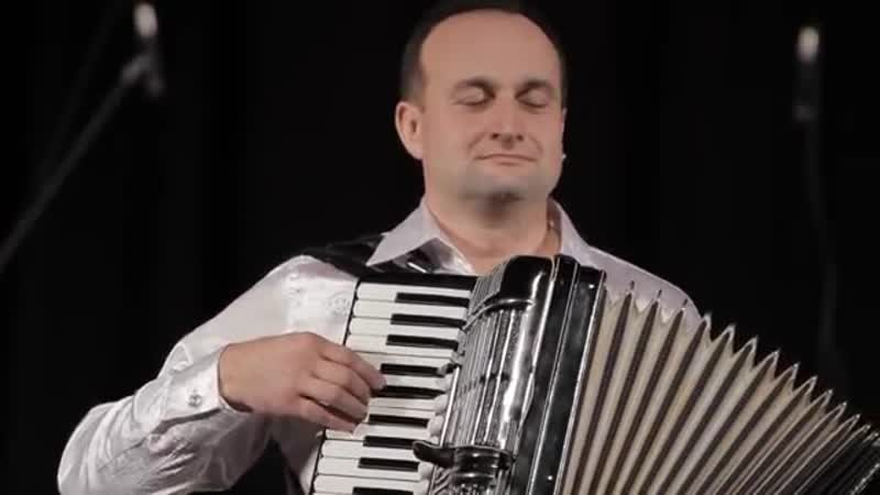 Аккордеонист Юрий Тертычный - Чардаш Витторио Монти