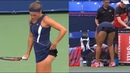 Monica Puig sexy in Montreal 2018