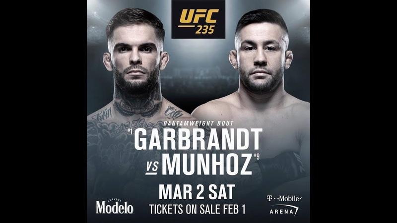 EA Sports UFC 3 Коди Гарбрандт Педро Муньос Cody Garbrandt Pedro Munhoz