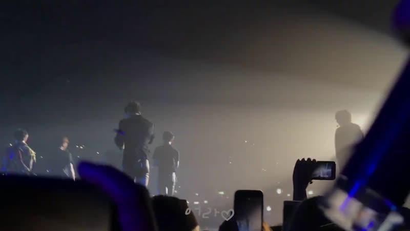[VK][190601] MONSTA X fancam - Fallin @ The 3rd World Tour: We Are Here in Bangkok