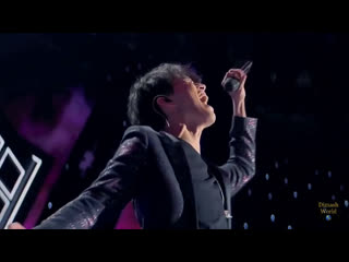 Dimash  The World's Best FINALE анонс финала - Димаш Кудайберген