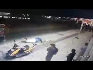 Наказание мэра в Мексике