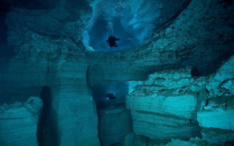 Мраморные пещеры Чиле-Чико, изображение №3