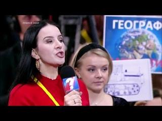 Дагестанская журналистка Еськина пожаловалась Путину, что в России слишком много славян (2018)