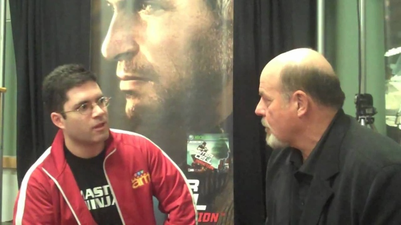 Kris Abel Interviews Michael Ironside