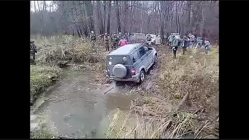 Видео про взятие Лебедани. Клуб ROIIEX 4x4