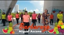 Miguel Azcona Barbaraza By Cesar James  Zumba Fitness  Cardioextremocancun