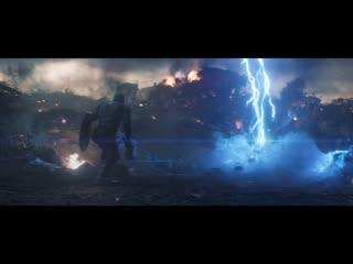 Мстители:Финал-Капитан Америка против Таноса/Avengers:Endgame - Captain America battle with Thanos (СУПЕРГЕРОЙСКИЙ ОСОБНЯК)