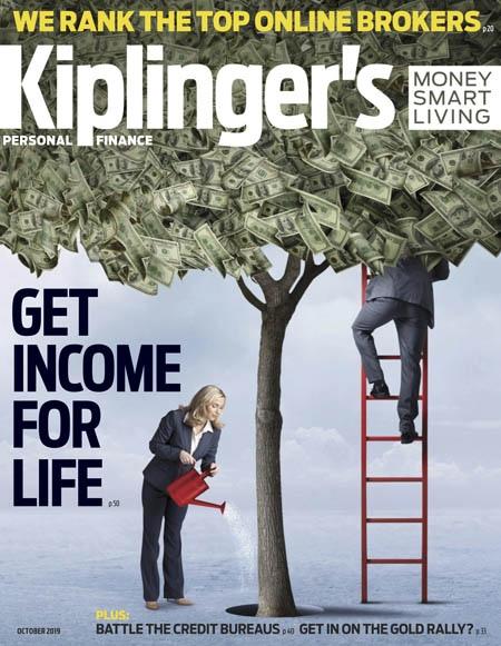 Kiplinger's Personal Finance - 10.2019