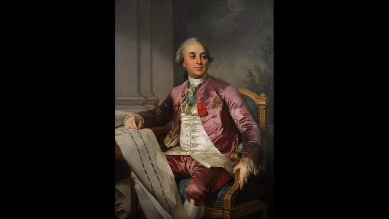 Жозеф Сиффред Дюплесси 1725 1802 Duplessis Joseph Siffred картины великих художников