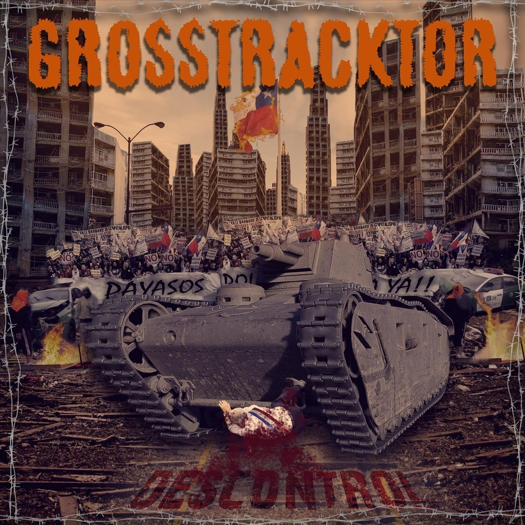 Grosstracktor - Descontrol