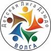 """Детская лига дзюдо """"Волга"""""""