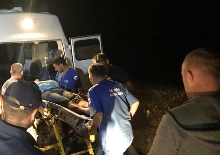 Срочная помощь спасателей КЧР понадобилась в Черкесске
