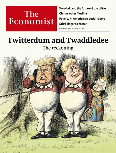 The Economist USA 09.28.2019