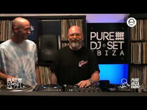 Kolombo b2b LouLou Players @ Pure ibiza DJ Set / July 2019