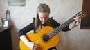 В контакте с гитарой Колтунова София