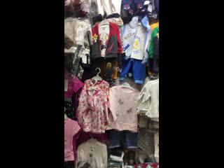 Live: Sweet baby1/Садовод 26-61/Детская одежда