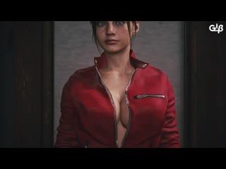 Vk.com/watchgirls rule34 resident evil claire redfield 3d porn monster sex sound 10min