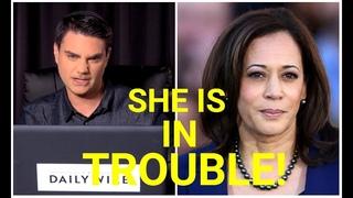 Watch Ben Shapiro Brilliantly Take Kamala Harris to the Cleaners