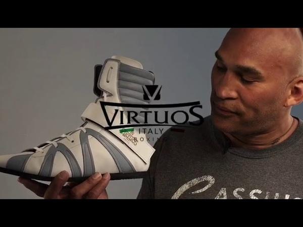 Fres Oquendo Virtuos BoxingSchuhe