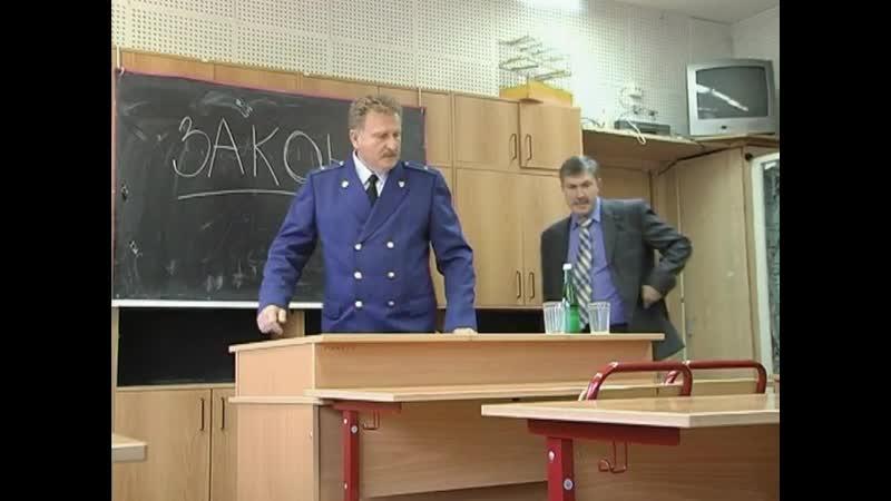 Детективы. 614 серия Непредвиденное обстоятельство (02.10.2008)