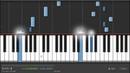 Lilium Elfen Lied piano