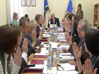 Альберт Юсупов: Более полутора миллиардов рублей в следующем году придет в город в виде трансфертов из области.