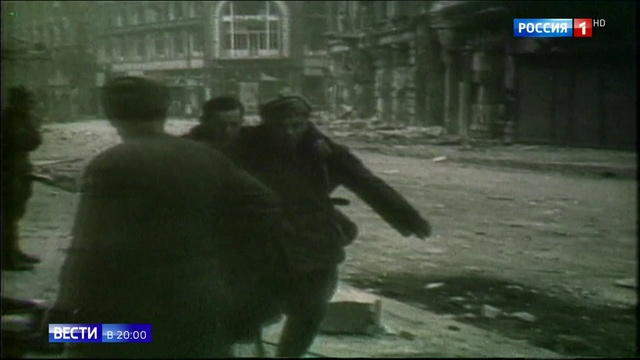 Вести в 20:00 • Румыния избавляется от напоминания о советском маршале