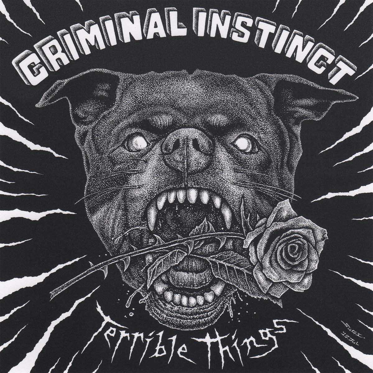 Criminal Instinct - Terrible Things [EP] (2019)