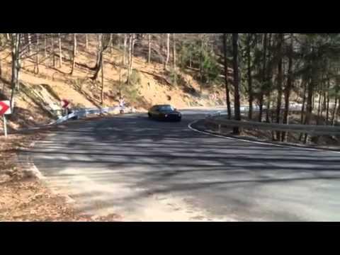 BMW E34 M50B25 touge drift part 2