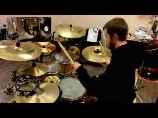 Thy Art Is Murder - Dear Desolation Drum Cover by Alexander Dovgan'