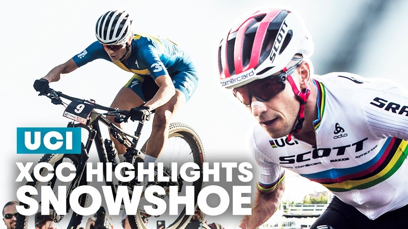 XCC Highlights from Snowshoe UCI MTB World Cup 2019