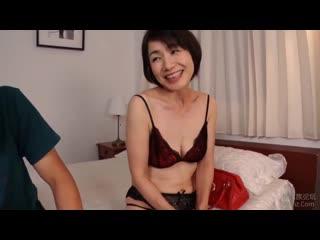 Uchihara michiko [, японское порно, new japan porno, doggy style, handjob, milf, wife]