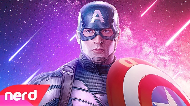 Captain America Song All Day by NerdOut Unofficial Soundtrack