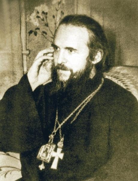 фотографию, фотография архиепископа иоанна шаховского водители замечали